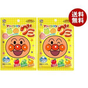 【送料無料】不二家 アンパンマングミ 50g×10袋入 misonoya