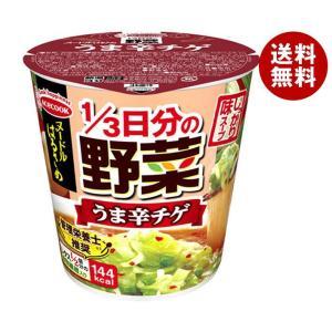 【送料無料】エースコック ヌードルはるさめ 1/3日分の野菜 うま辛チゲ 44g×12(6×2)個入|misonoya
