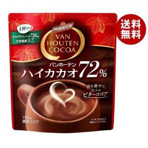 【送料無料】片岡物産 バンホーテン ハイカカオ 200g×12袋入|misonoya