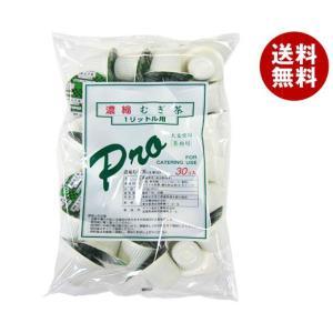 【送料無料】三井農林 濃縮むぎ茶(き釈用) ポーション 19g×30個×6袋入|misonoya