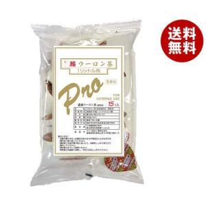 【送料無料】 三井農林 濃縮ウーロン茶(き釈用) ポーション 20g×15個×6袋入|misonoya