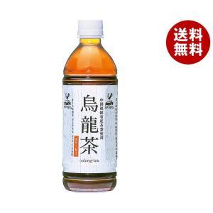 【送料無料】 富永貿易 神戸居留地 烏龍茶 500mlペットボトル×24本入|misonoya