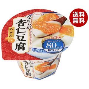 【送料無料】たらみ Tarami 杏仁豆腐 みかん 80kcal 230g×24(6×4)個入|misonoya