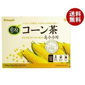 送料無料  ユウキ食品 コーン茶 ティーバッグ 300g(10g×30)×6箱入