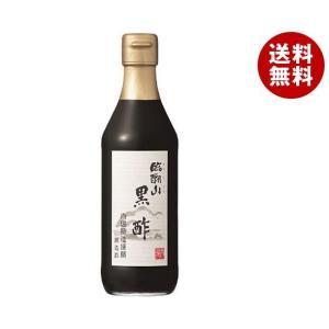 送料無料 内堀醸造 臨醐山 黒酢 360ml瓶×6本入