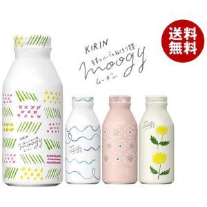 【送料無料】キリン 生姜とハーブのぬくもり麦茶 moogy(ムーギー) 375gボトル缶×24本入|misonoya