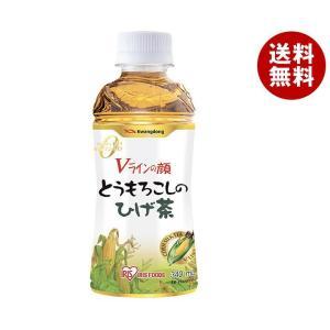 【送料無料】アイリスオーヤマ とうもろこしのひげ茶 340mlペットボトル×20本入|misonoya