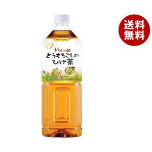 【送料無料】アイリスオーヤマ とうもろこしのひげ茶 1.5Lペットボトル×12本入|misonoya