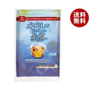 【送料無料】はくばく 水出しでおいしい麦茶 360g(20g×18袋)×12袋入|misonoya