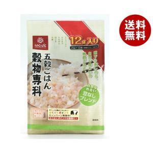 【送料無料】はくばく 穀物専科 300g(25gx12)×6袋入
