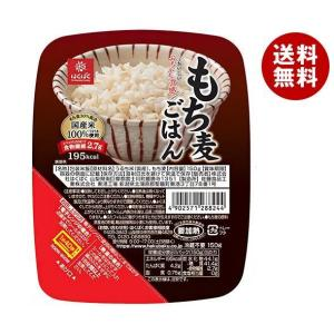 【送料無料】はくばく もち麦ごはん 無菌パック 150g×1...