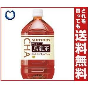 【送料無料】サントリー 烏龍茶 1Lペットボトル×12本入|misonoya