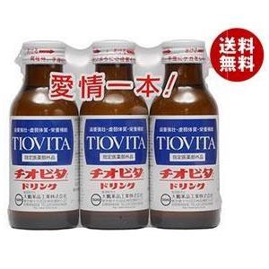 【送料無料】大鵬薬品 チオビタドリンク 100ml瓶×30(3P×10)本入|misonoya