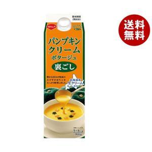 【送料無料】スジャータ パンプキンクリームポタージュ 900g紙パック×6本入|misonoya