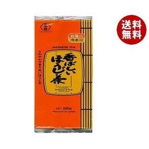 【送料無料】宇治の露製茶 宇治の露 香ばしいほうじ茶 200g×9袋入 misonoya