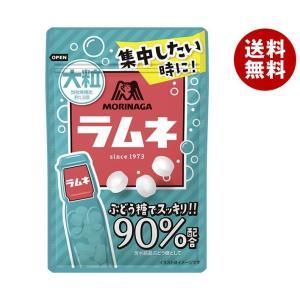 【送料無料】森永製菓 大粒ラムネ 41g×10袋入 misonoya