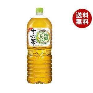 【送料無料】アサヒ飲料 十六茶 2Lペットボトル×6本入|misonoya