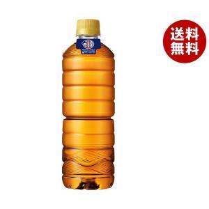 【送料無料】アサヒ飲料 六条麦茶 ラベルレスボトル 660mlペットボトル×24本入|misonoya