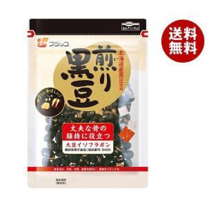 【送料無料】【2ケースセット】フジッコ 煎り黒豆 57g×10袋入×(2ケース)|misonoya