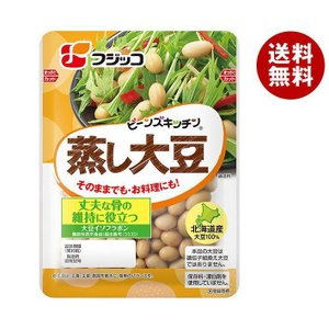 【送料無料】フジッコ 蒸し大豆 100g×10袋入|misonoya