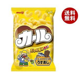 【送料無料】明治 カール うすあじ 68g×10袋入|misonoya
