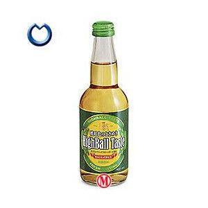 【送料無料】宝積飲料 プリオ ハイボールテイスト 330ml瓶×24本入