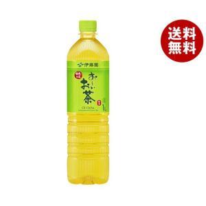 【送料無料】伊藤園 お〜いお茶 緑茶 1Lペットボトル×12本入|misonoya