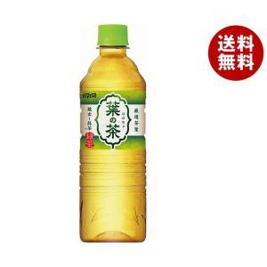 【送料無料】ダイドー 葉の茶 日本一の茶師監修 500mlペットボトル×24本入|misonoya