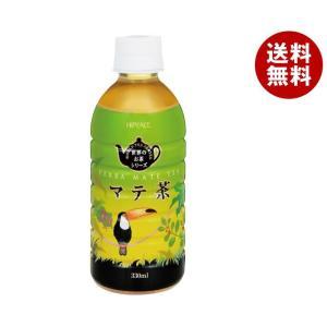 【送料無料】ハイピース マテ茶 330mlペットボトル×24本入 misonoya