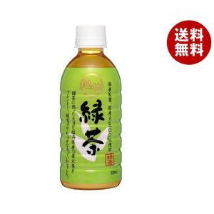 【送料無料】ハイピース 越前緑茶 330mlペットボトル×24本入 misonoya