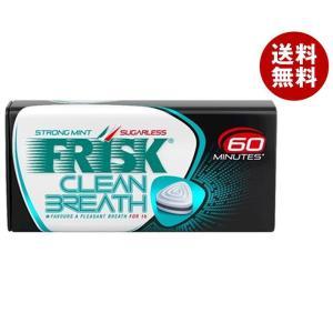 【送料無料】クラシエ FRISK(フリスク) クリーンブレス ストロングミント 35g×9個入 misonoya