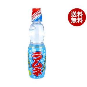 【送料無料】大川食品工業 ペットラムネ (ビー玉入り) 250mlペットボトル×30本入|misonoya