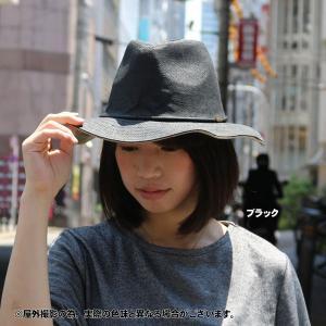 【送料無料】帽子 レディース 日焼け防止 帽子 女優帽 UVカット商品 メンズ ハット つば広 麦わら ぼうし UVカット|missa-more