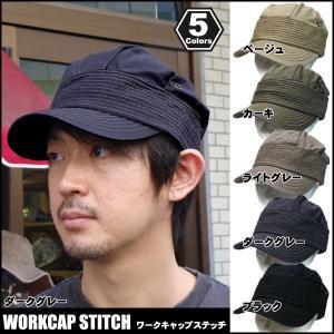 帽子 メンズ 帽子 レディース ワーク キャップ帽子 ぼうし WORKCAP帽子 帽子 メンズ ワークキャップ|missa-more