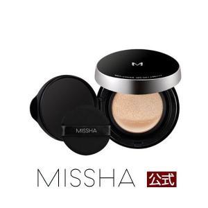 ミシャ M クッション ファンデーション(ネオカバー)SPF50+ PA+++公式限定パッケージ ミシャ・アピュー日本公式ショップ