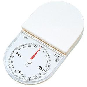 タニタ クッキングスケール キッチン はかり 料理 アナログ 1kg 5g単位 ホワイト 1445-WH|mississippi