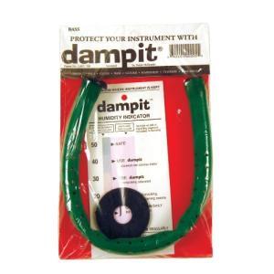 Dampit ダンピット 楽器保湿材 コントラバス用|mississippi