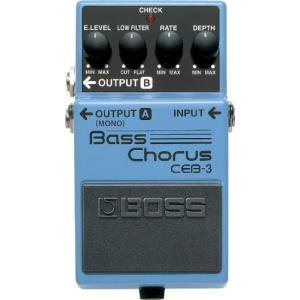BOSS ボス Bass Chorus ベースコーラス CEB-3|mississippi