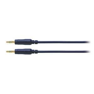 audio-technica GOLD LINK Basic オーディオケーブル ステレオミニ 1.5m AT344A/1.5|mississippi