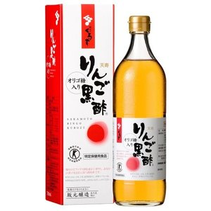 天寿りんご黒酢 700ml|mississippi