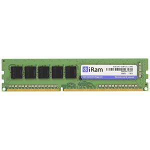 iRam Technology MacPro用メモリ DDR3/1333 8GB 240pin ECC U-DIMM IR8GMP1333D3|mississippi