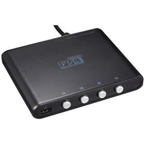 プリンストン 4ポートHDMI切換器 デジ像HDMI-BOX版 PHM-SW401|mississippi
