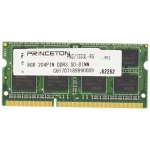 プリンストン DOS/V ノート用メモリ 8GB PC3L-10600(DDR3L-1333) 204pin SO-DIMM PDN3/1333L-8|mississippi