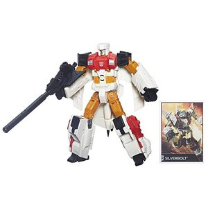 Transformers Generations Combiner Wars Voyager Class Silverbolt Figure|mississippi