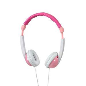 ELPA(エルパ) 子供専用ヘッドホン ピンク 音量抑制機能搭載で子どもの耳を守ります RD-KH100(PK) mississippi