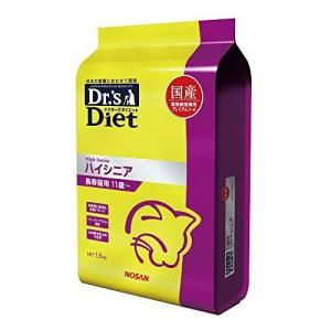 ドクターズダイエット 猫用 ハイシニア 1.5kg|mississippi