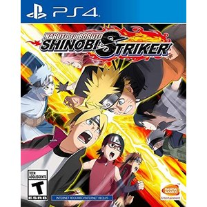 Naruto to Boruto Shinobi Striker (輸入版:北米) - PS4|mississippi