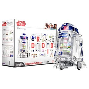 littleBits STAR WARS R2-D2 ドロイド・キット Droid Inventor Kit|mississippi