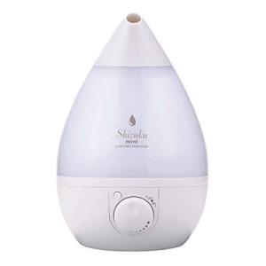 APIX アピックス 超音波式アロマ加湿器 【SHIZUKU mini】 ホワイト FSWD-9309 WH|mississippi