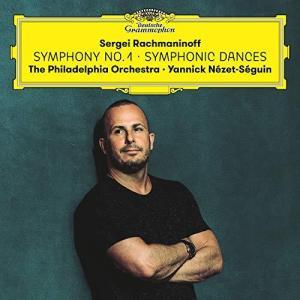 ラフマニノフ: 交響曲第1番、交響的舞曲(UHQ-CD/MQA) mississippi